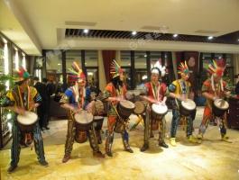 主题团建-非洲鼓