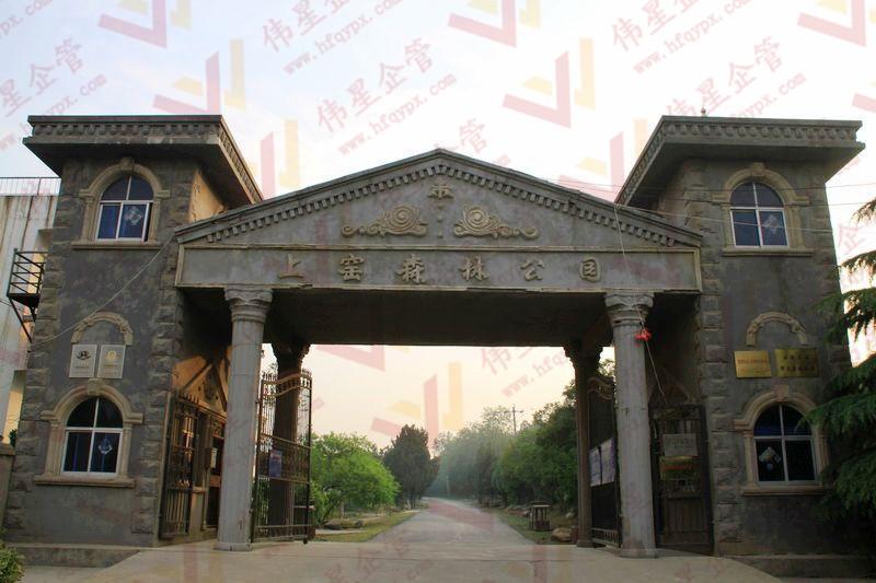 淮南上窑森林公园拓展训练基地