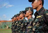 军事拓展培养员工的责任感和使命感
